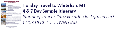 Holiday Travel Itineraries
