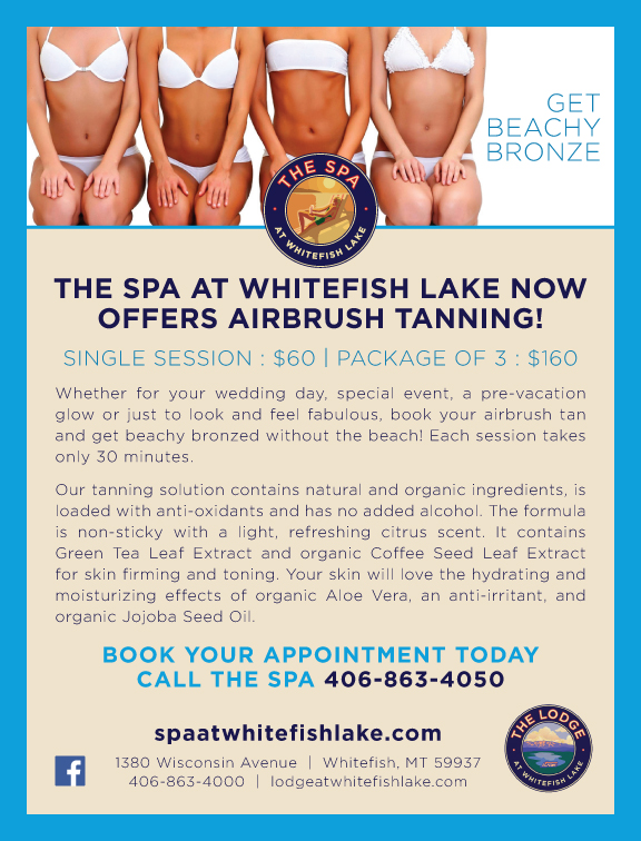 Spray Tanning Now Available!