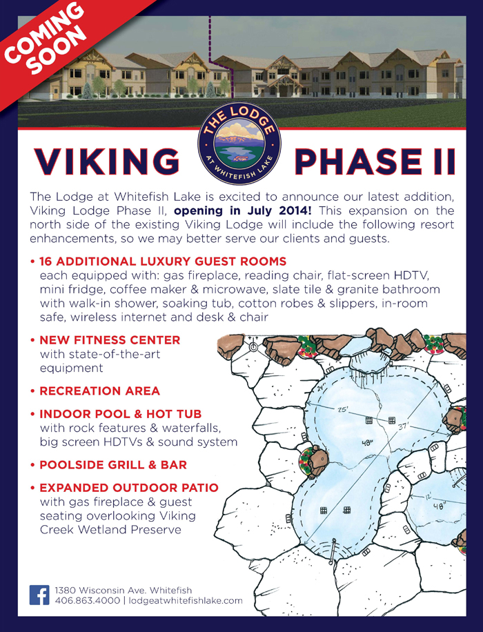 Viking Lodge Expansion